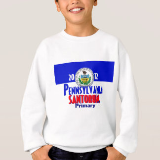 Santorum PENNSYLVANIA Sweatshirt