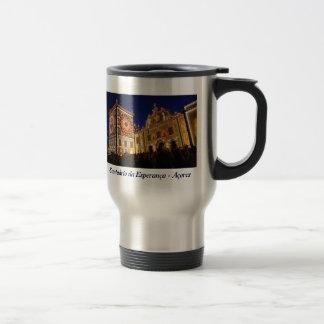Santuário da Esperança Stainless Steel Travel Mug