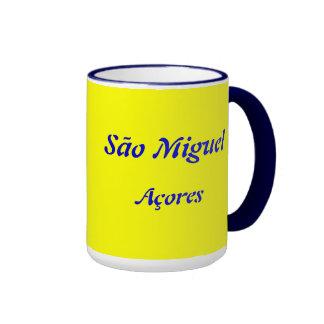 Sao Miguel Coffee Mug