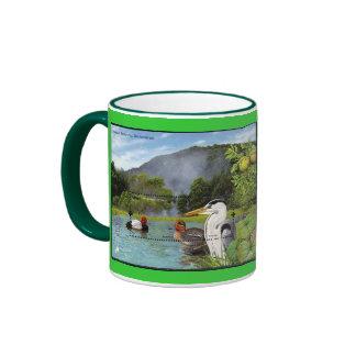 SÃO MIGUEL Lagoa das Furnas Coffee Mugs