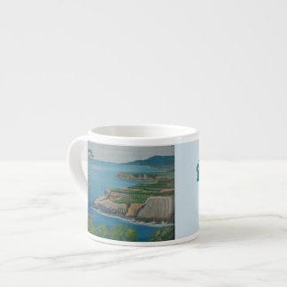 Sao Miguel Panorama Espresso Cup