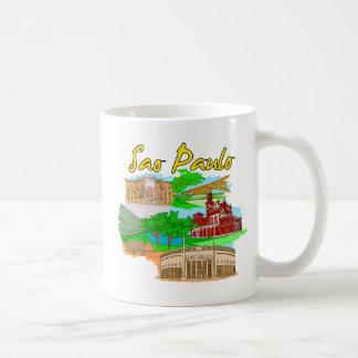 Sao Paulo - Brazil.png Coffee Mugs