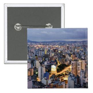 Sao Paulo Cityscape 2 Pin