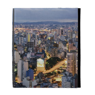 Sao Paulo Cityscape 2 iPad Folio Case