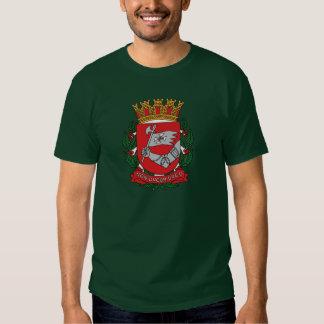 Sao Paulo Coat of Arms T-shirt