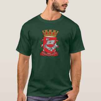 Sao Paulo Coat of Arms T-shirt