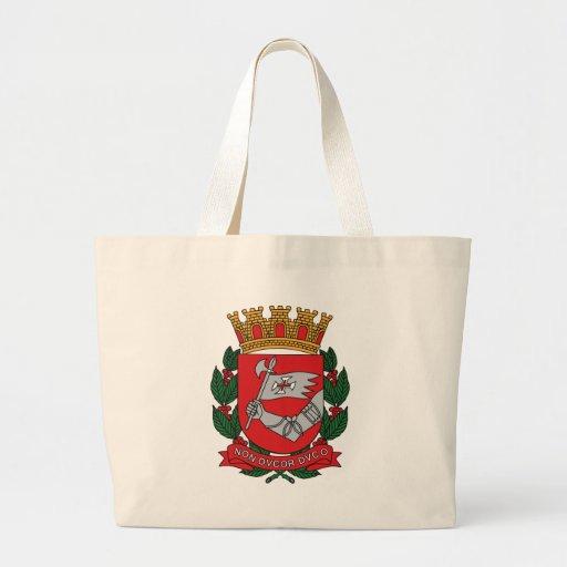 Sao Paulo Coat of Arms Tote Bag