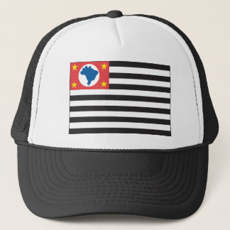 Sao Paulo Flag Hat