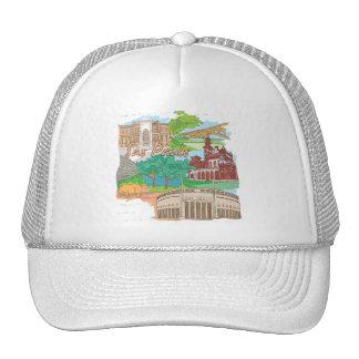 Sao Paulo Trucker Hats