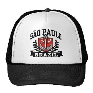 Sao Paulo Mesh Hat