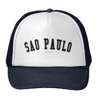 Sao Paulo Hats