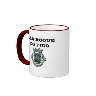 Sao Roque do Pico Coffee Mug