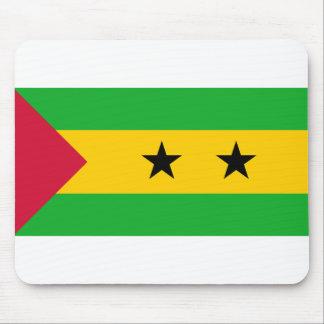 Sao Tome and Principe Mouse Pad