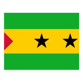 Sao Tome and Principe Postcard