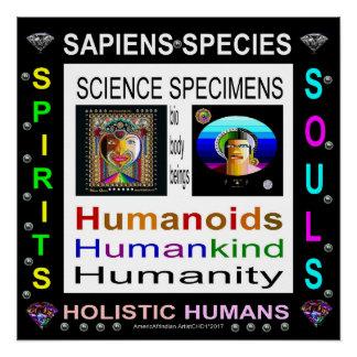 SAPIENS SPECIES-1b Poster