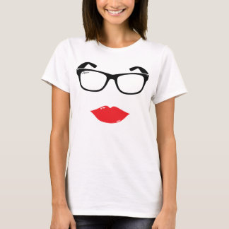 Sapio glasses with hot lips T-Shirt