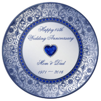 45th Wedding Anniversary Gift Ideas Parents : 45th Anniversary Gifts - T-Shirts, Art, Posters & Other Gift Ideas ...