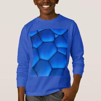 Sapphire Blue Dragon Scale T-Shirt