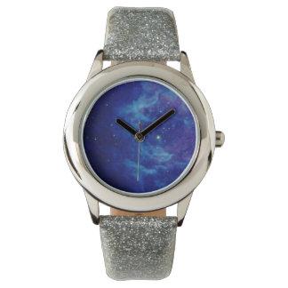 Sapphire Blue Nebula Watches