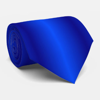 Sapphire Blue Tie