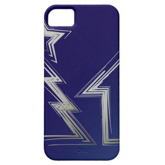 Sapphire Christmas night iPhone 5 Covers