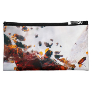 Sapphire Crystals Cosmetic Bag