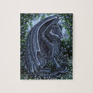 Sapphire Dragon Puzzle
