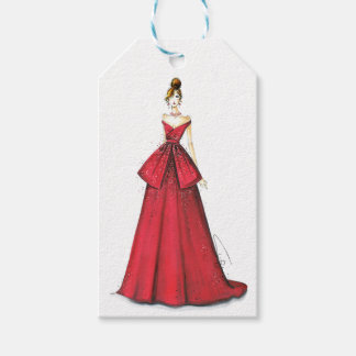 Sapphire Dreams Gift Tags
