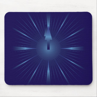 sapphire minute mouse pad