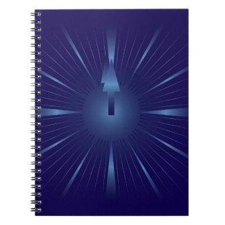 sapphire minute notebook