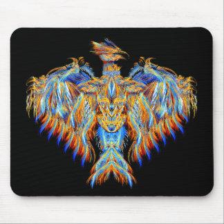Sapphire Phoenix Mouse Pad