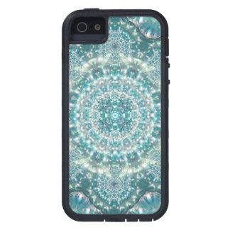 Sapphire Star Mandala Case For iPhone 5