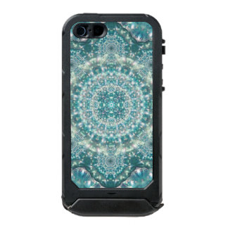 Sapphire Star Mandala Incipio ATLAS ID™ iPhone 5 Case