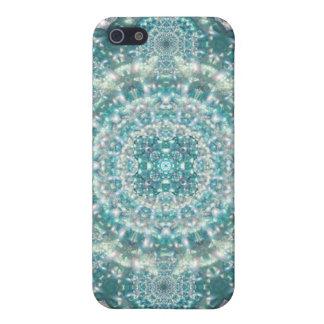 Sapphire Star Mandala iPhone 5 Cover