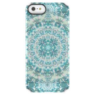 Sapphire Star Mandala Permafrost® iPhone SE/5/5s Case