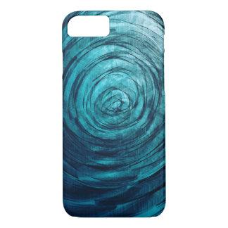 Sapphire Vortex - Apple iPhone Case