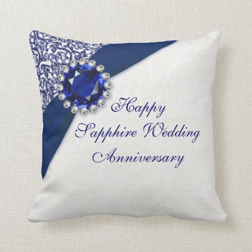 45th Wedding Anniversary Gift Ideas For Husband : Wedding Anniversary Gifts: Wedding Anniversary Gifts Sapphire