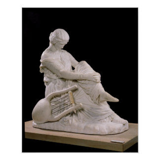 Sappho, 1852 poster
