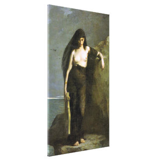Sappho Canvas Print