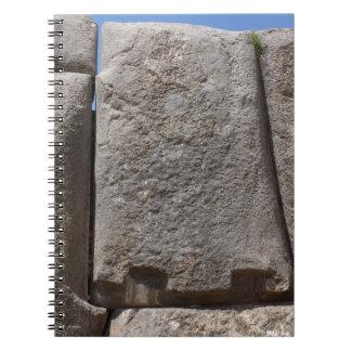 Saqsaywaman Lost Alien Technology Notebooks