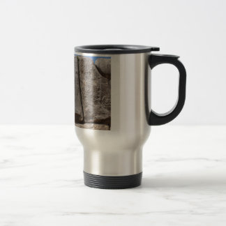 Saqsaywaman Lost Ancient Technology Travel Mug