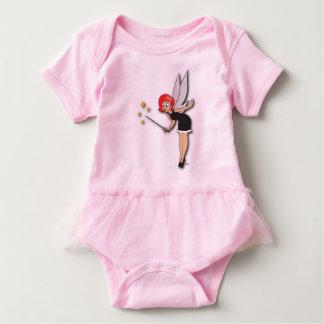 Sarabelle Magical Fairy-one of a kind Baby Bodysuit