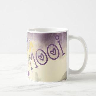 Sarah and the colour phantom - traditional sulk coffee mug