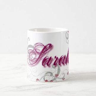 Sarah Basic White Mug