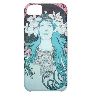 Sarah Bernhardt Mucha Vintage Art Nouveau Retro iPhone 5C Case