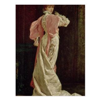 Sarah Bernhardt Postcard