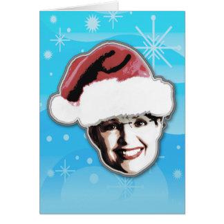 Sarah Claus... Card
