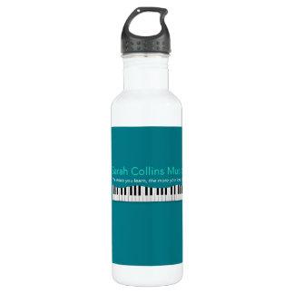 Sarah Collins Music Water Bottle 710 Ml Water Bottle