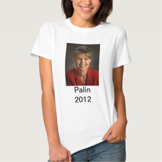 Sarah for President 2012 T Shirts