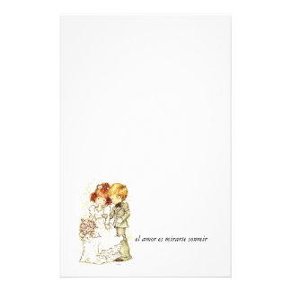 Sarah kay letter paper 2 customized stationery